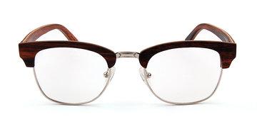 Houten brilmonturen