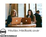 Houten MacBook Cover