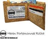 Heren Portemonnee Rolha