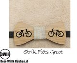 LaserWood Strik Fiets