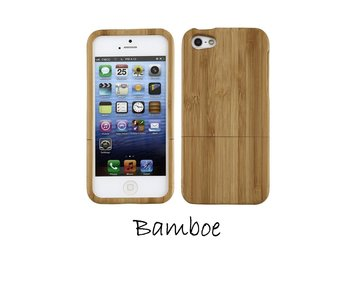 iPhone 5, 5S & SE Case Bamboe