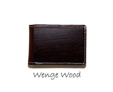Portemonnee Wenge Wood