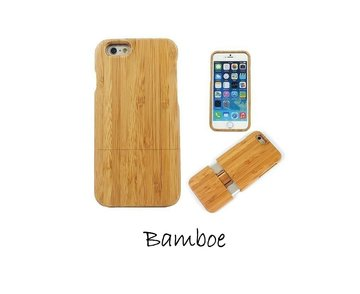 Houten iPhone 6 Plus Case, Bamboe