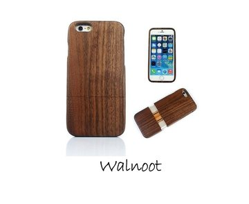 Houten iPhone 6 Plus Case, Walnoot