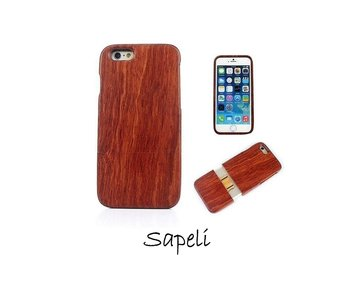 Houten iPhone 6 Plus Case, Sapeli