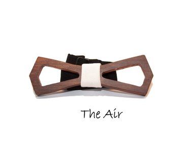Houten strik: The Air