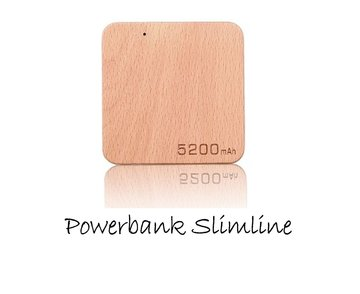 Slimline Power Bank Berken