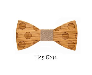 Houten strik: The Earl