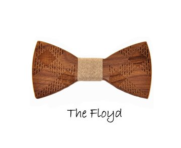 Houten strik: The Floyd