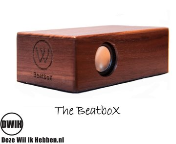 Houten Speaker The BeatboX