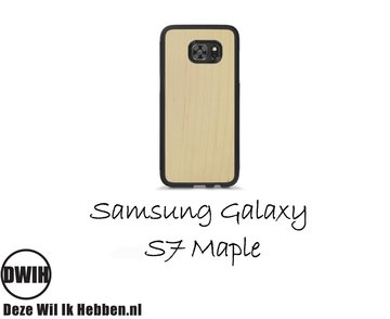 Samsung Galaxy S7 Maple Case