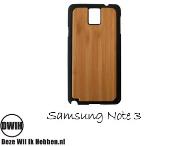 Samsung Note 3 Bamboo
