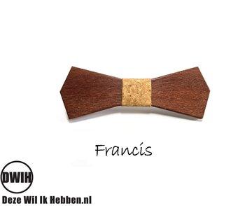 Houten strik: Francis