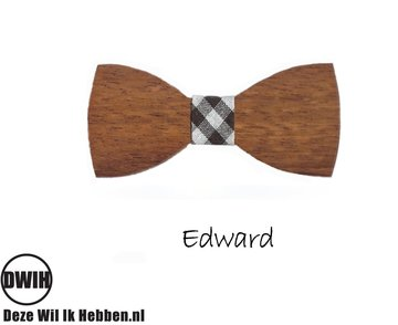 Houten strik: Edward