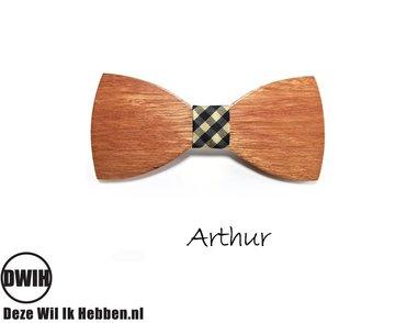 Houten strik: Arthur