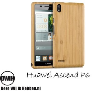 Huawei Ascend P6 Bamboe