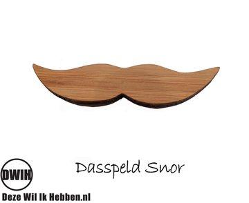 LaserWood Dasspeld Snor