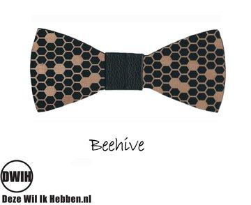 Houten strik: Beehive