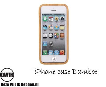 iPhone 5C (color) Case Bamboe