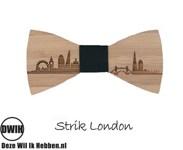 LaserWood Strik London