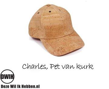 Charles, Pet van kurk