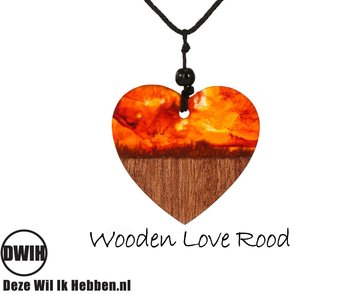 Wooden Love Rood