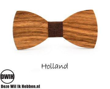 Houten strik: Holland