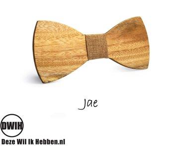Houten strik: Jae