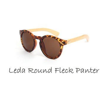 Leda Round Fleck Panter