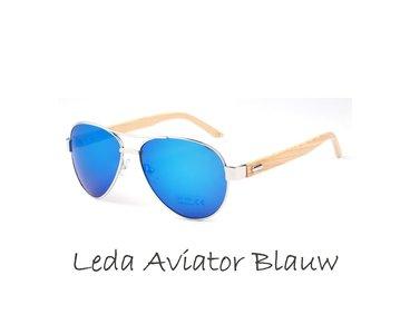 Leda Aviator Blauw
