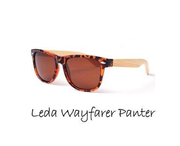 Leda Wayfarer Panter