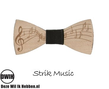 LaserWood Strik Music