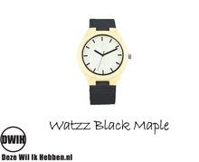 Houten Watzz horloge
