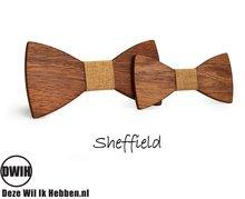 Houten strik Vader &  Zoon: Sheffield